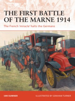 The First Battle of the Marne 1914