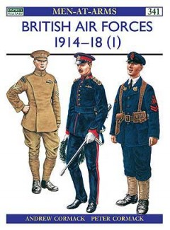 British Air Forces 1914–18 (1)