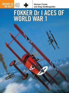 Fokker Dr I Aces of World War 1