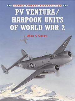 PV Ventura/Harpoon Units of World War 2