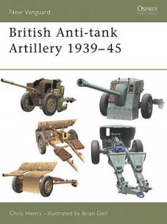 British Anti-tank Artillery 1939–45