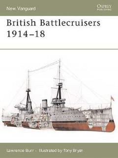 British Battlecruisers 1914–18