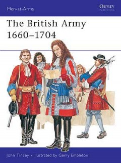 The British Army 1660–1704
