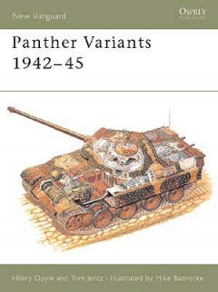 Panther Variants 1942–45