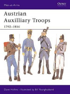 Austrian Auxiliary Troops 1792–1816