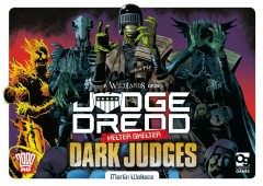 Judge Dredd: Helter Skelter: The Dark Judges