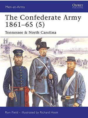 The Confederate Army 1861–65 (5)