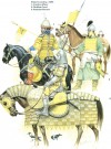 Timur's Army—the cavalry, c.1400 AD