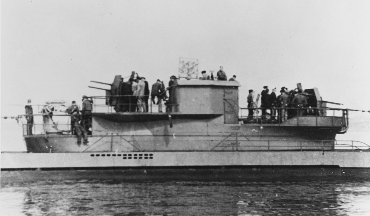 Donitz compounded the problem by ordering his U-boat