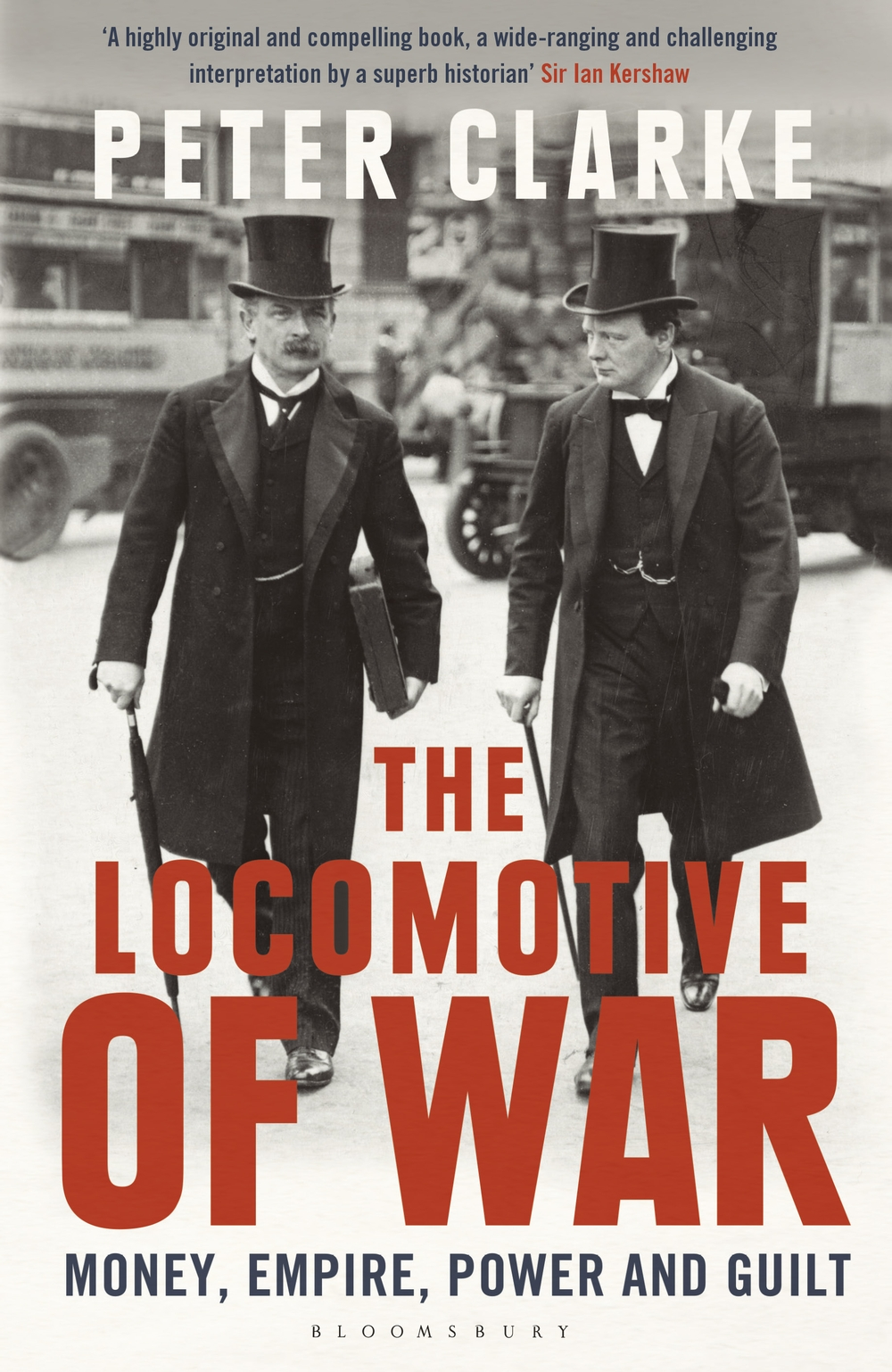 the locomotive of war cover