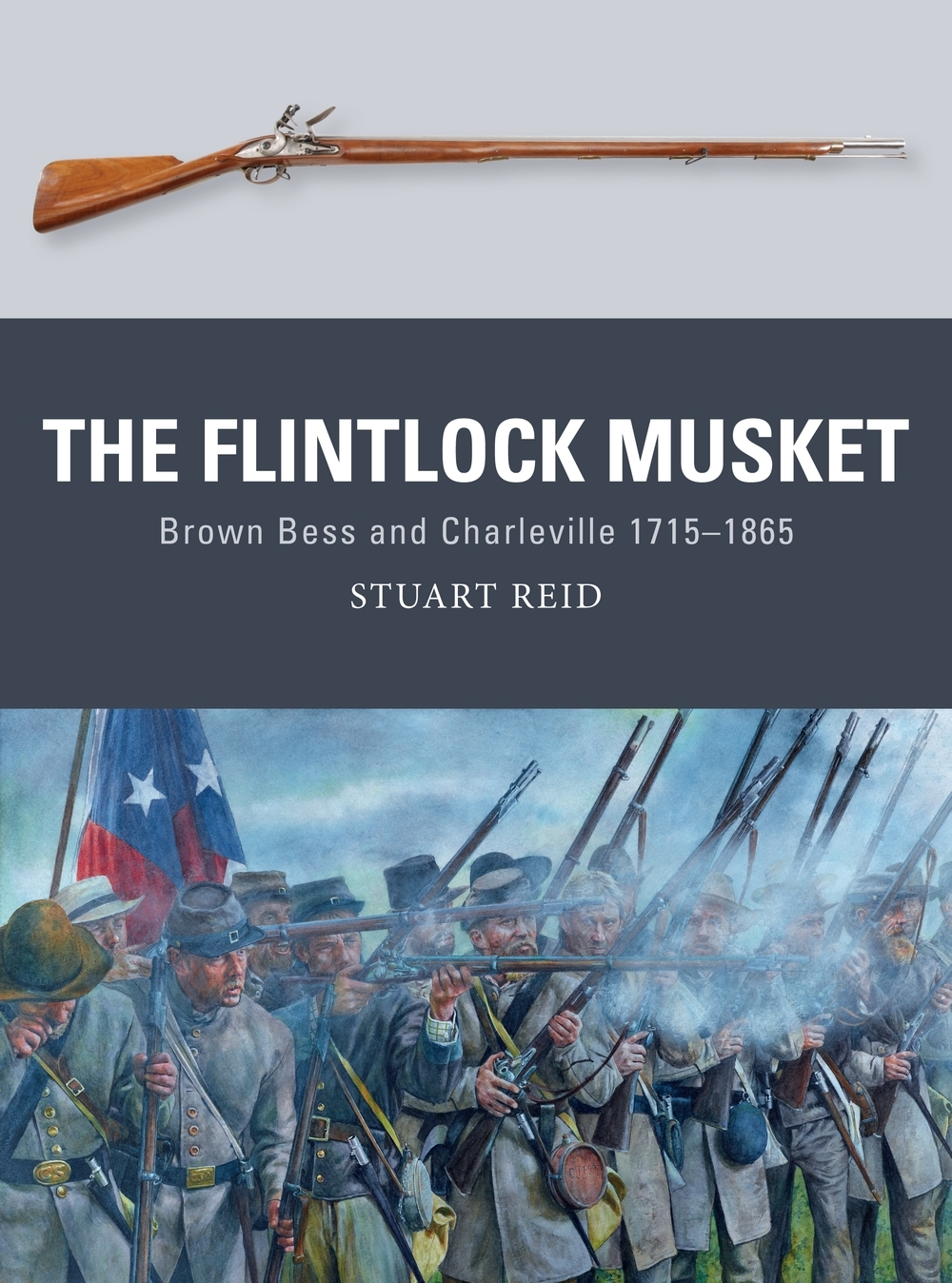 The Flintlock Musket cover