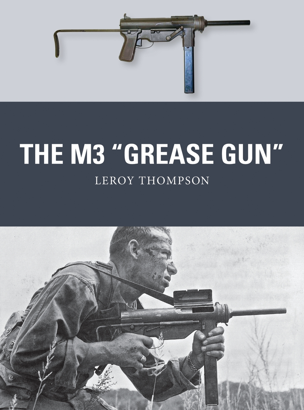 "The M3 ""Grease Gun"" cover"
