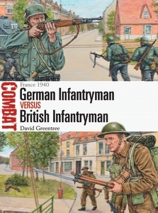 German Infantryman vs British Infantryman