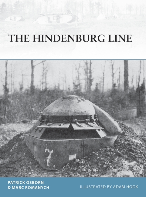 The Hindenburg Line cover