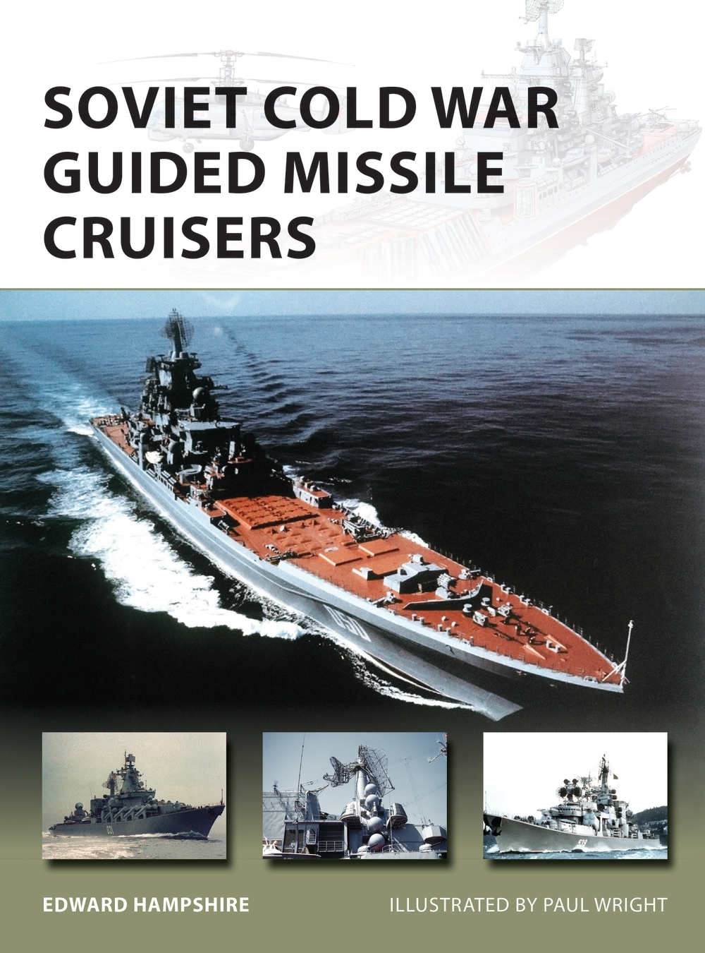Cold war missile cruisers