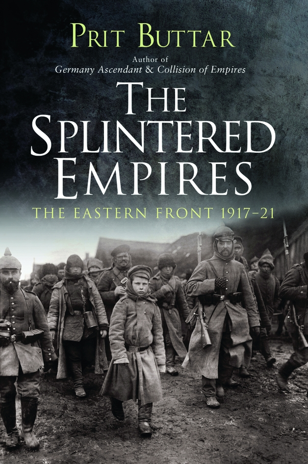 The Splintered Empires Cover
