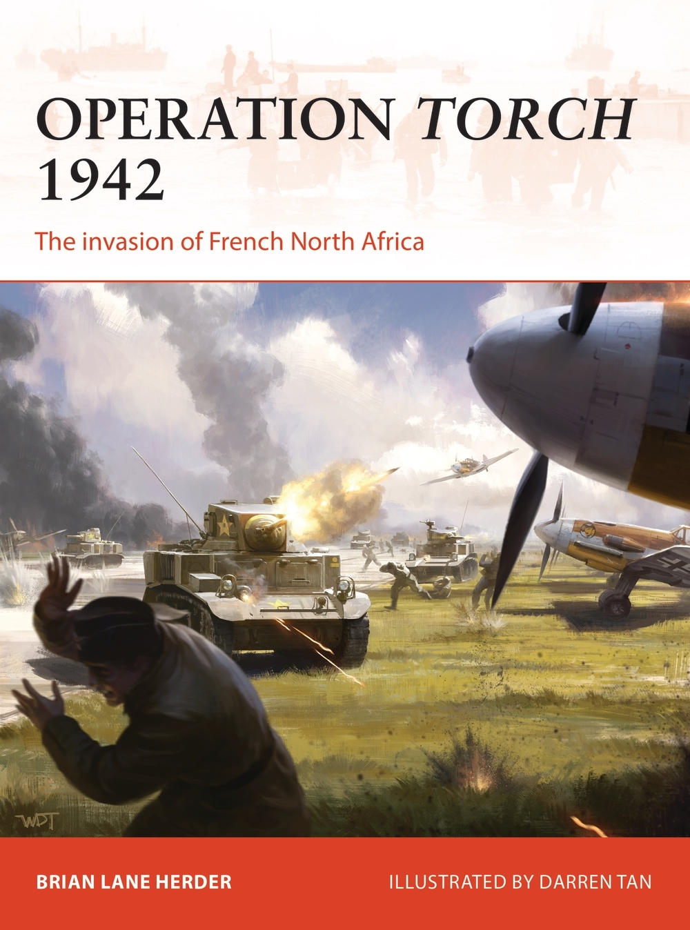 Operation Torch 1942 cover