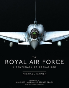RAF: A Centenary of Operations book cover
