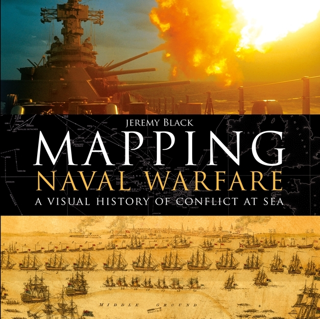 Mapping Naval Warfare cover