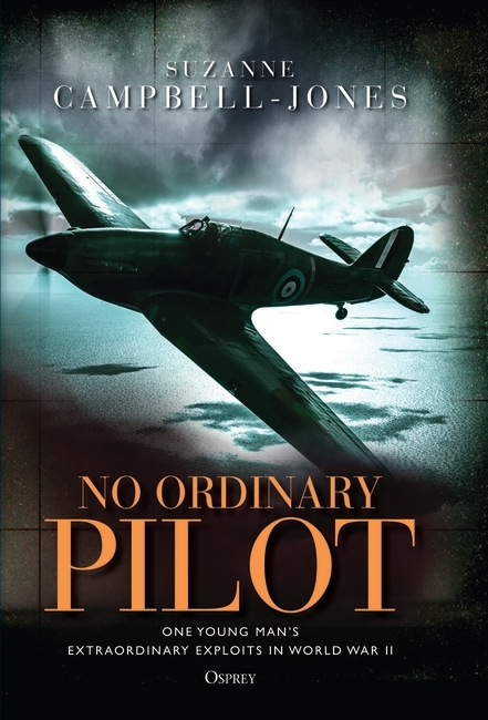 no ordinary pilot cover