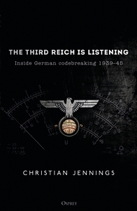 The Third Reich is Listening Cover