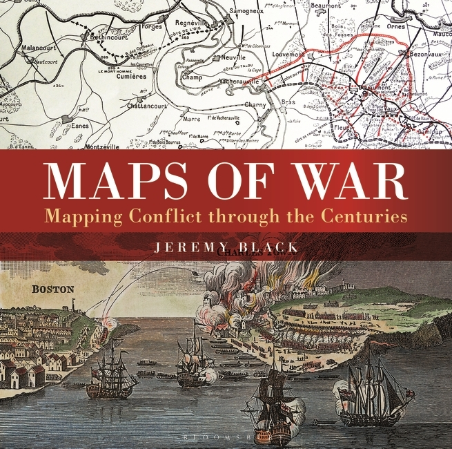 Maps of War cover