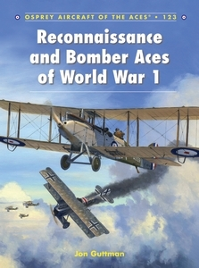 Reconnaissance and Bomber Aces of World War 1