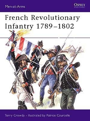 French Revolutionary Infantryman