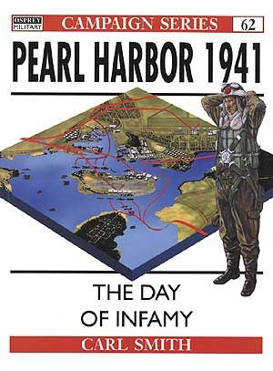Campaign 62 Pearl Harbor 1941 first cover