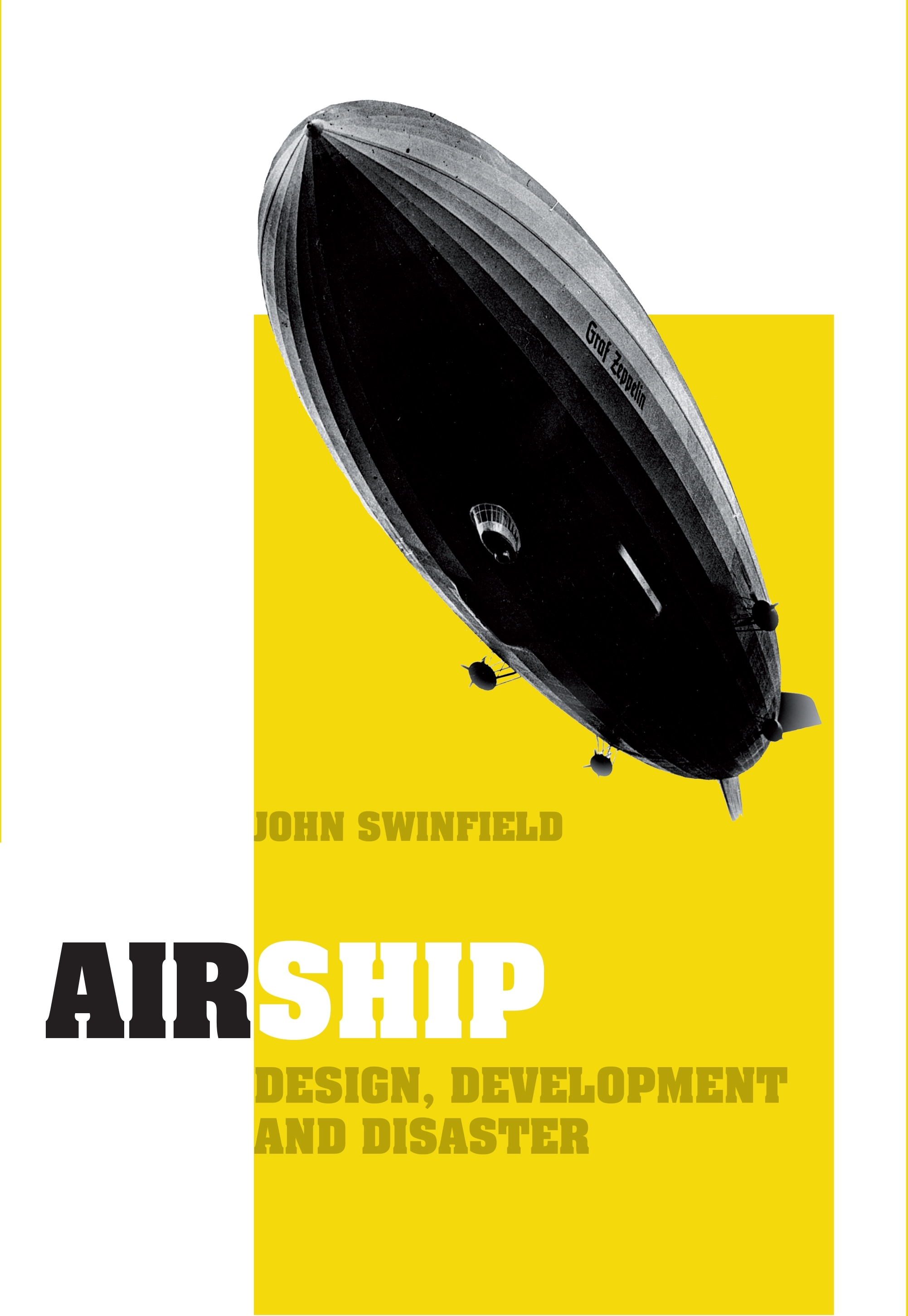 Airship Design, Development and Disaster Cover