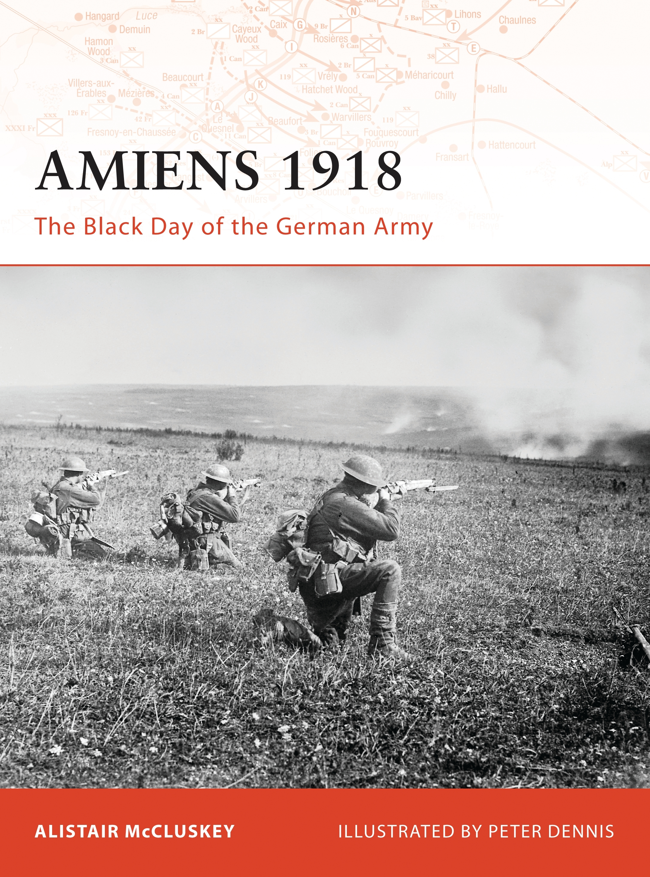 Amiens 1918 Cover