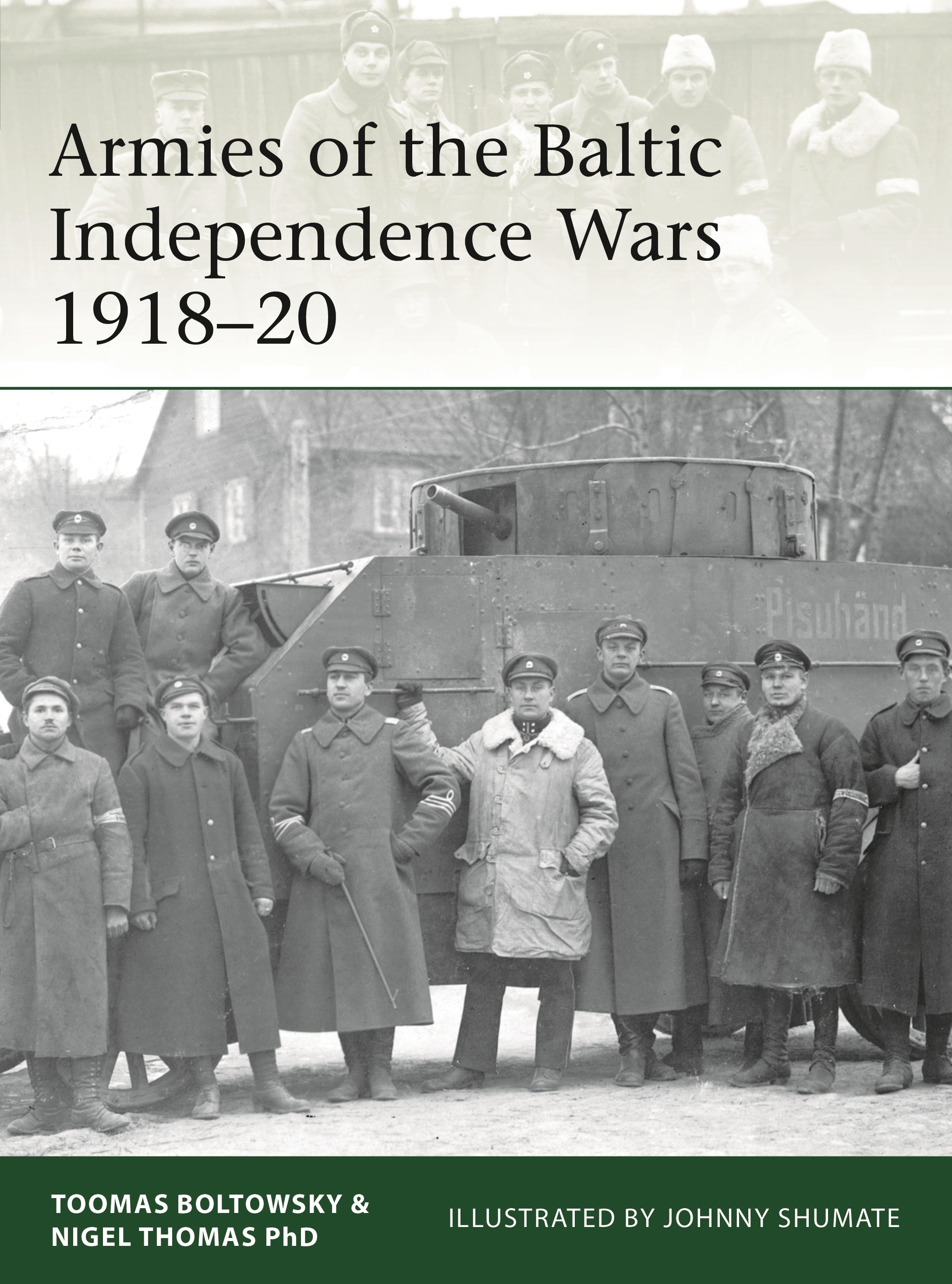 Armies of the Baltic Independence Wars Cover