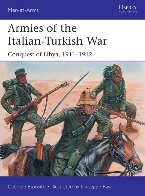Armies of the Italian-Turkish War Cover