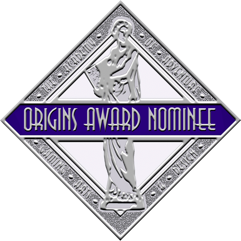 Origins awards nominee