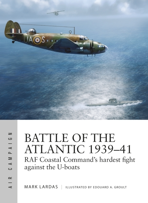 Battle of the Atlantic Cover