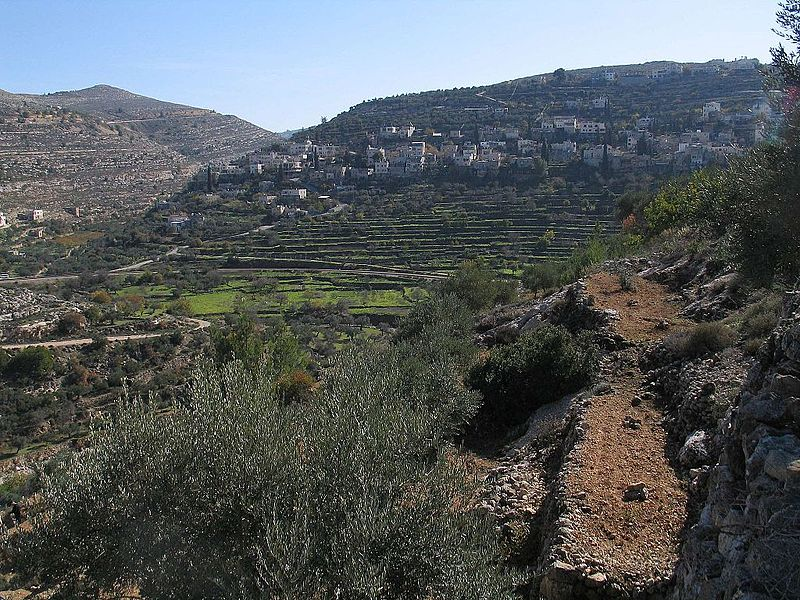 Village of Batir, West Bank