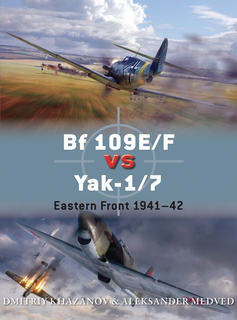 Bf 109E/F vs Yak-1/7 Cover
