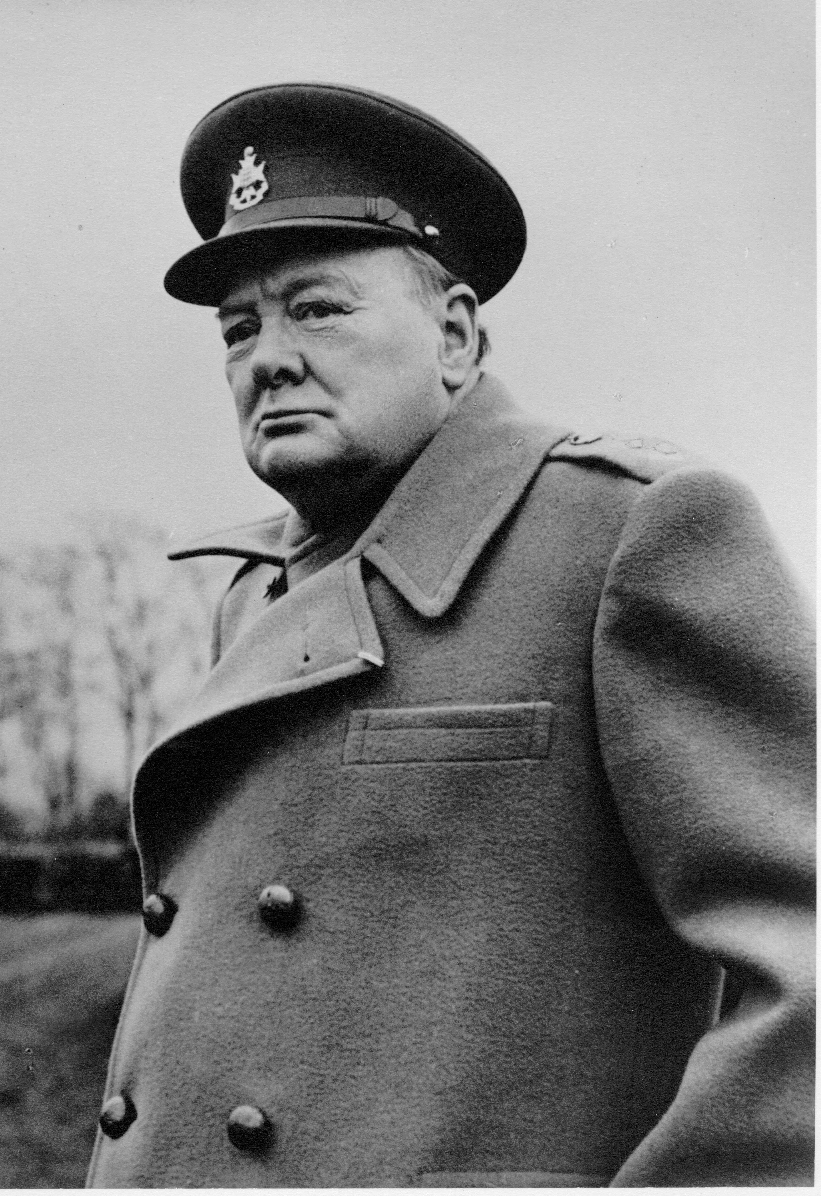 Churchill military image