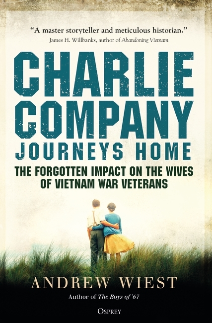 Charlie Company's Journey Home Cover