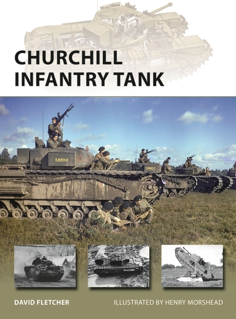 Churchill Infantry Tank Cover