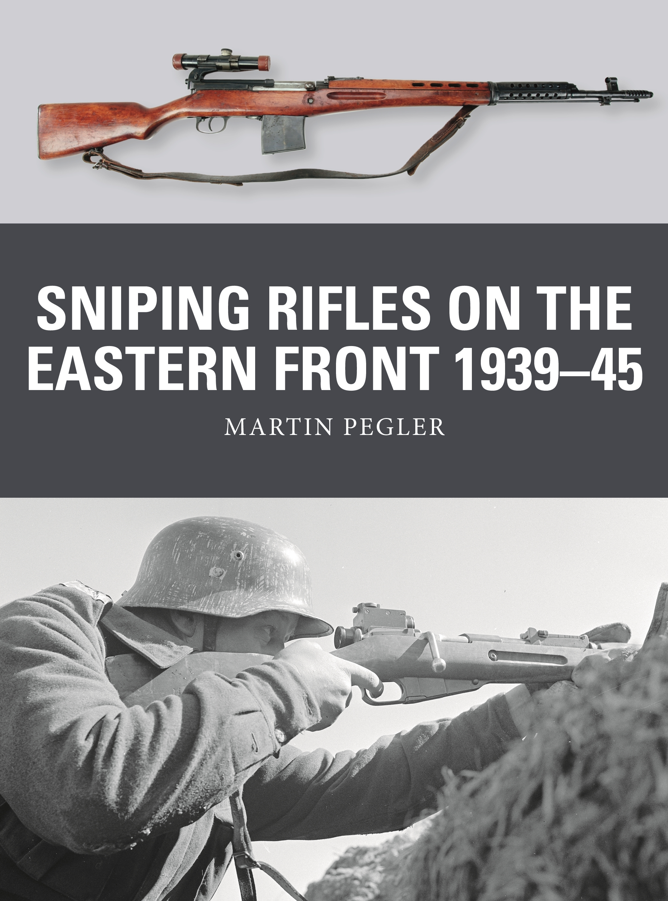 Sniping Rifles Eastern Front Cover