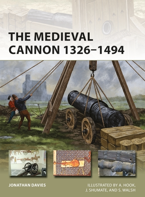 Medieval Cannon Book Cover