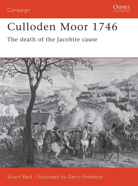 Culloden Cover