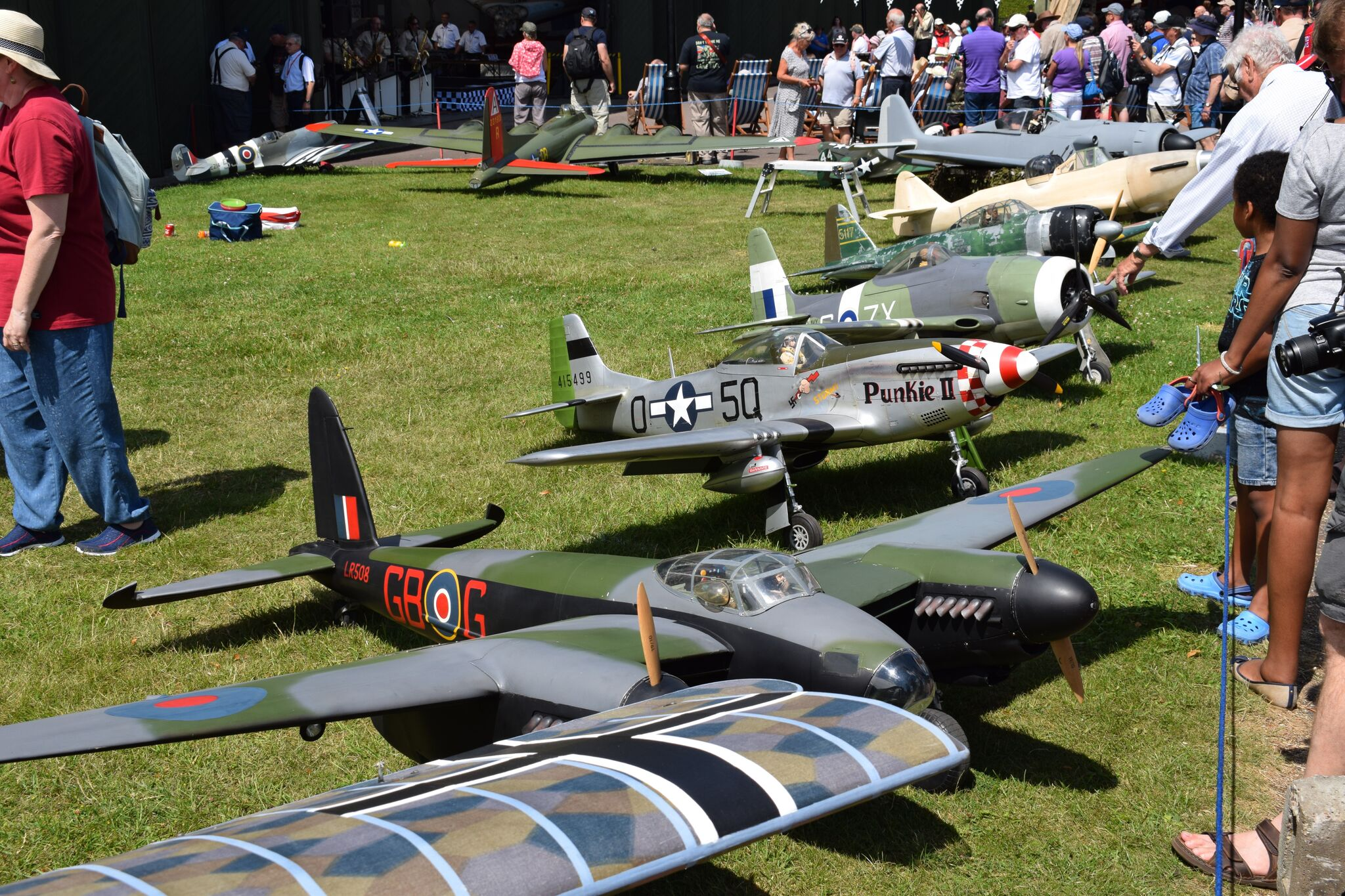 IWM flying legends