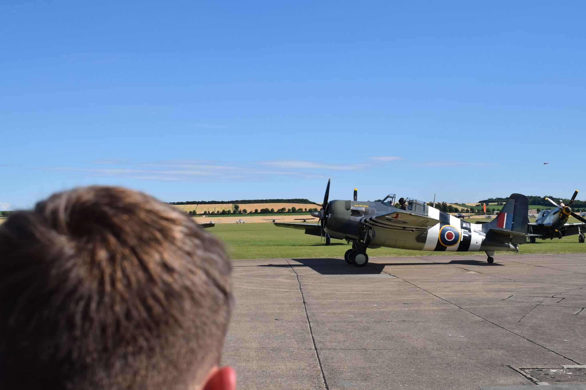 flying legends 2017