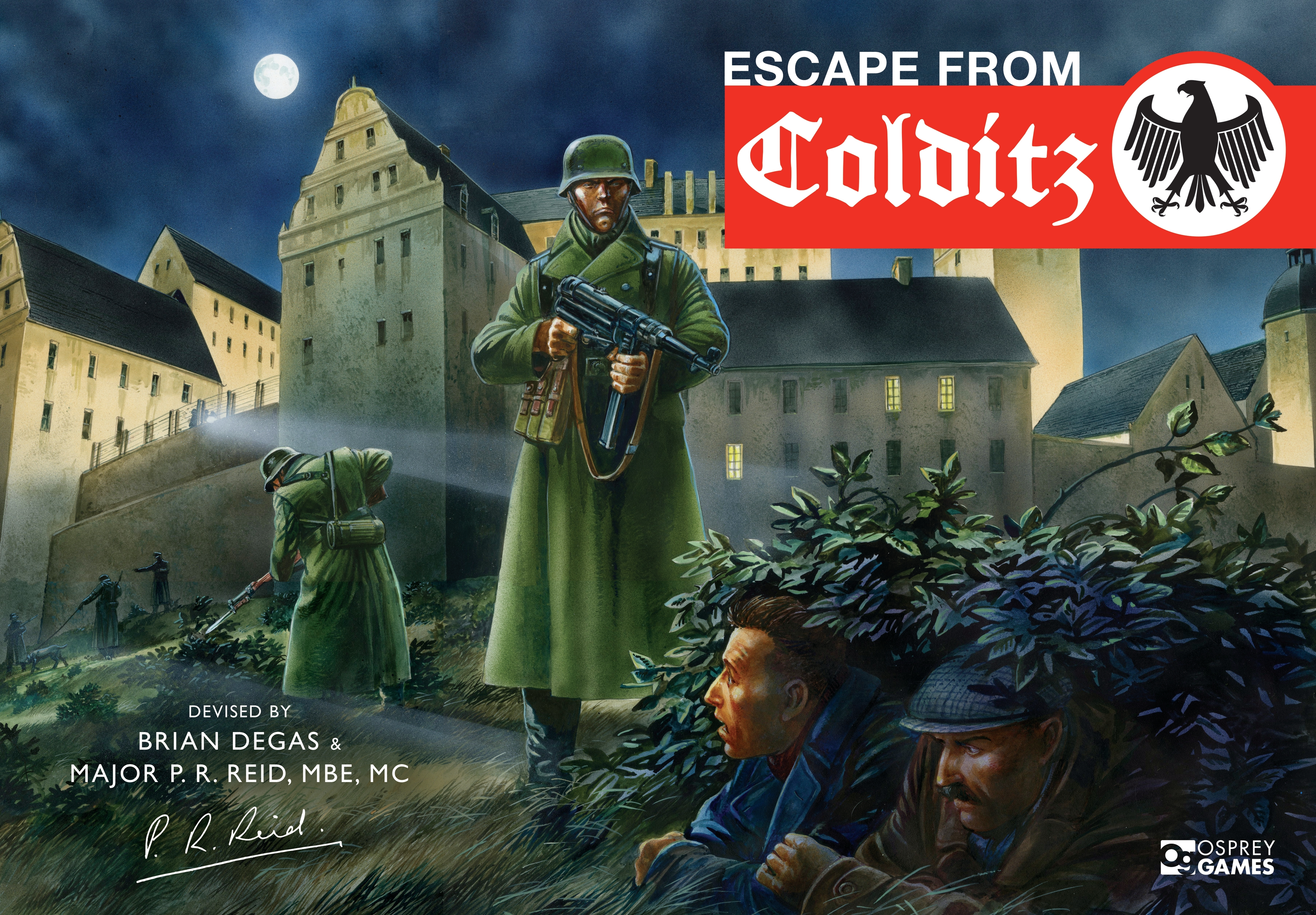 Escape From Codits