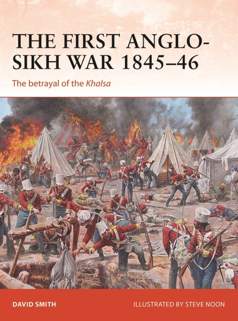 First Anglo-Sikh War Cover