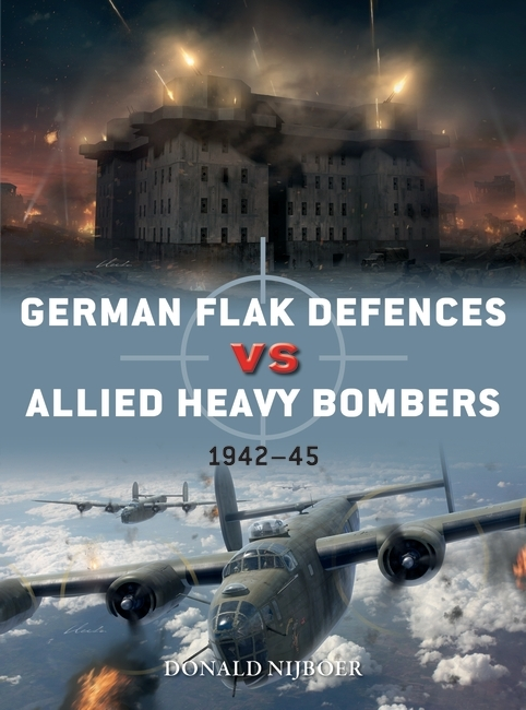 German Flak Defences vs Allied Heavy Bombers Cover