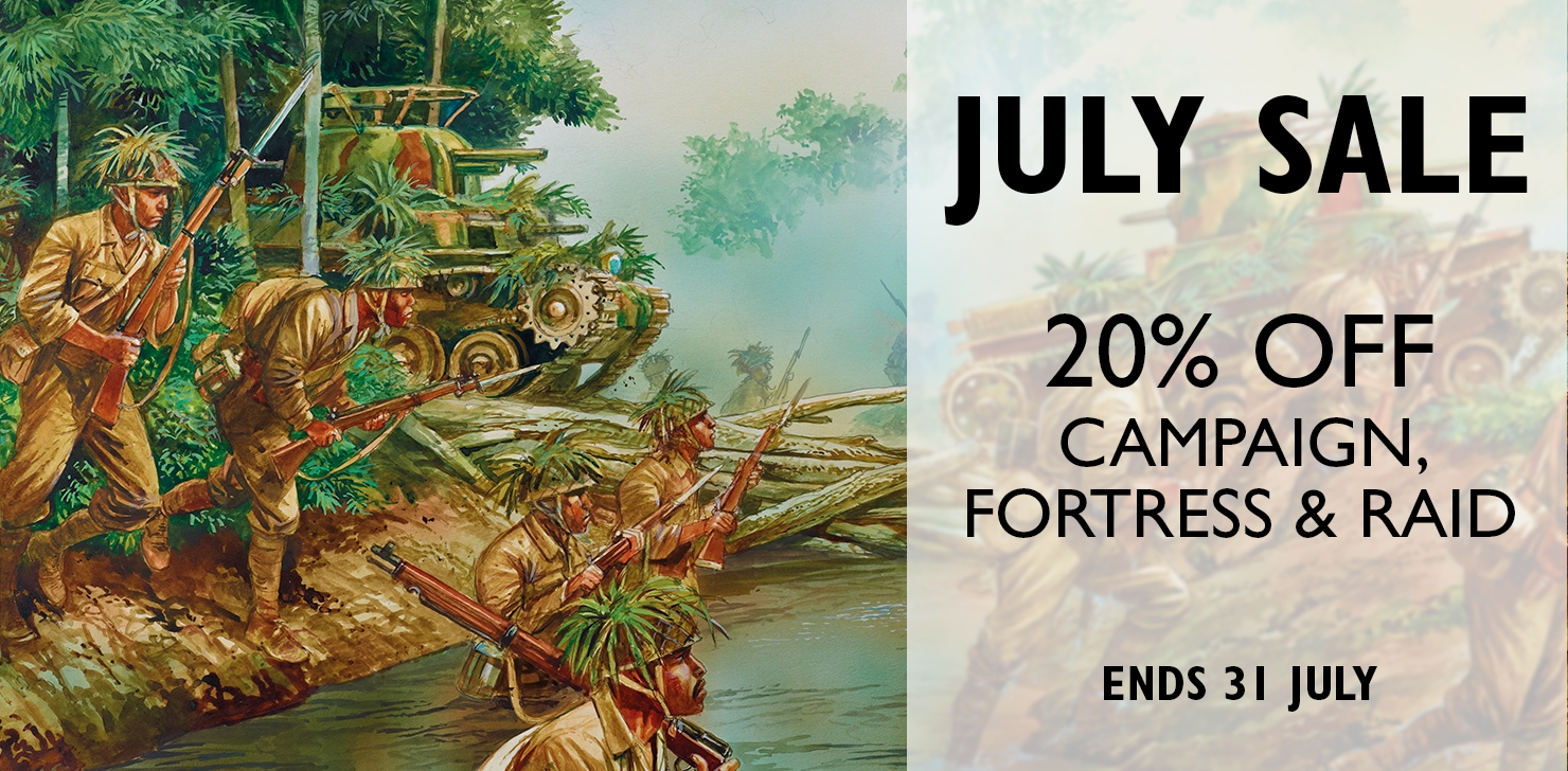 20% off Campaign, Fortress and Raid