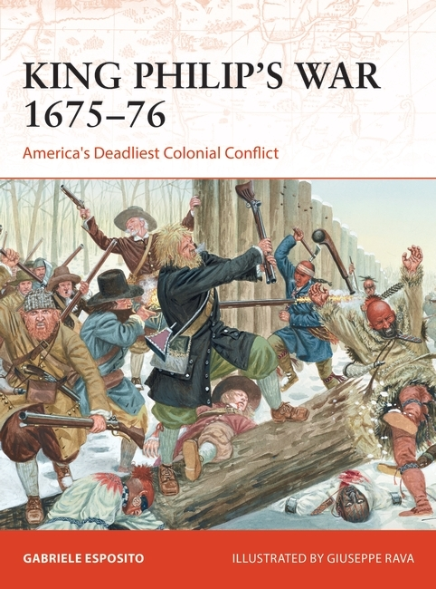 King Philip's War 1675–76 Cover